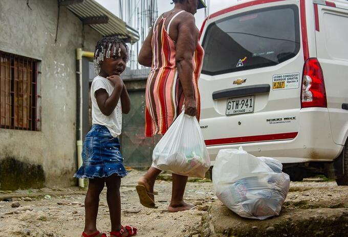 Campaña social en Chocó