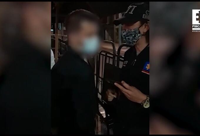 Captura de presunto responsable de feminicidio en Bogotá