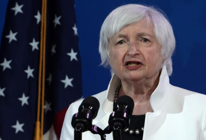 Janet Yellen, nominada por Joe Biden para el Departamento del Tesoro de EE.UU.