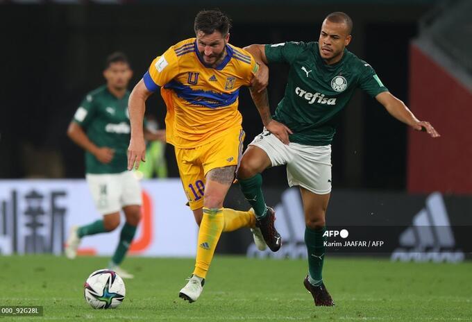 Tigres vs Palmeiras