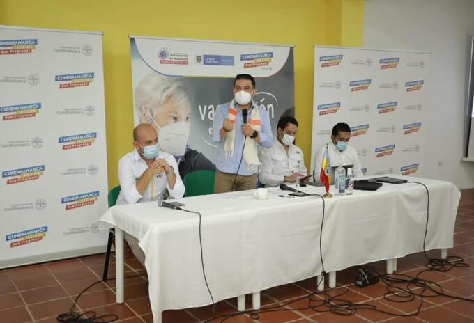 Alcalde de San Juan de Rioseco y Gobernador de Cundinamarca