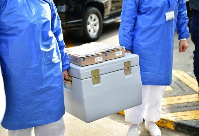 Se continuará con la jornada de vacunación con la llegada de las nuevas dosis