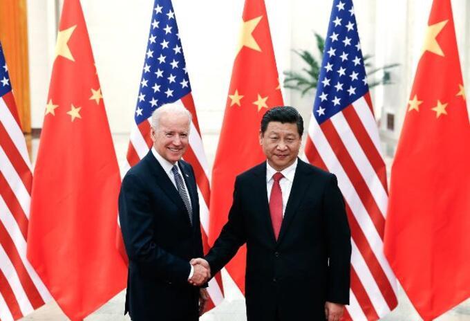Joe Biden y Xi Jinping