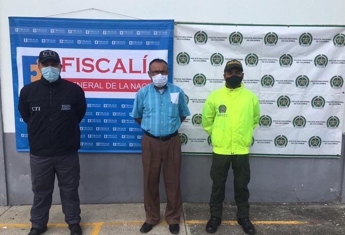 Exdiputado de Caquetá Julio César Carrillo Andrades
