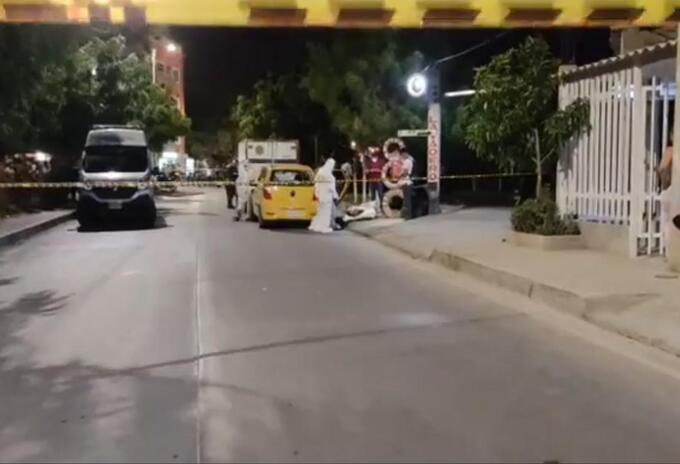 Las autoridades tratan de esclarecer los móviles del doble homicidio que se presentó en las últimas horas en Santa Marta