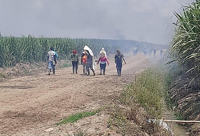 Hechos similares se presentaron en el 2020 en el Valle del Cauca.