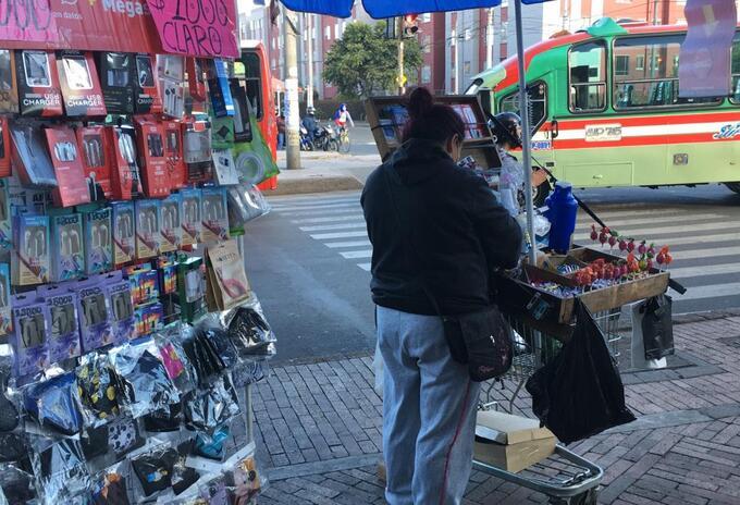 Levantamiento de la cuarentena en Bogotá