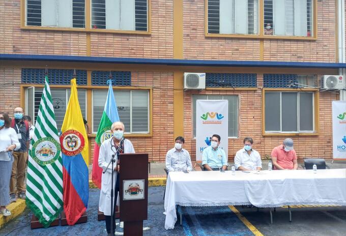 Vacunación Villavicencio