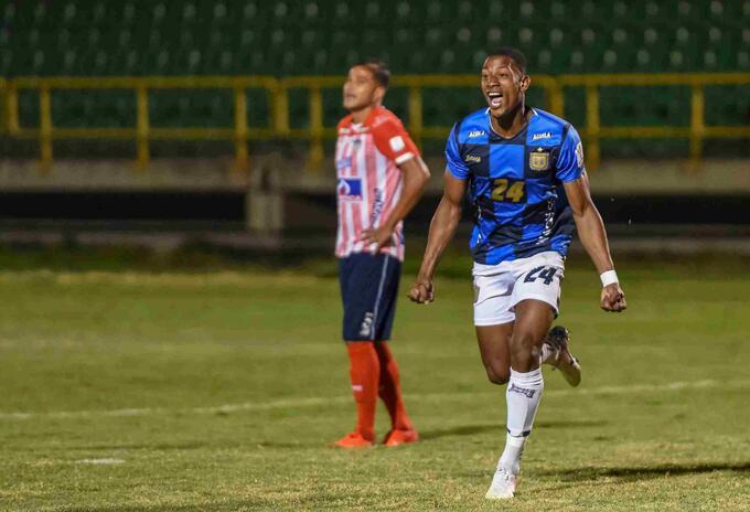 Boyacá Chicó vs Junior - Liga Betplay 2021