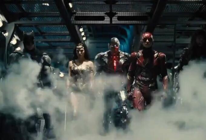 Snyder Cut de 'Liga de la Justicia'