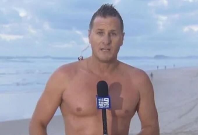 Periodista australiano