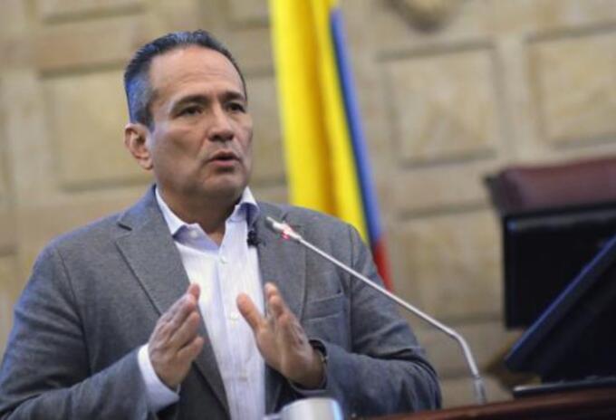 El director de la Unidad para la Atención y Reparación Integral a las Víctimas, Ramón Alberto Rodríguez Andrade, fue diagnosticado con coronavirus