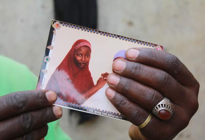 Secuestro en Nigeria