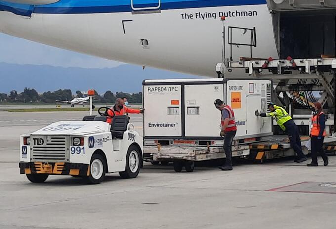 Tercera entrega de vacunas de Pfizer llega hoy a Ecuador, ¿fases?