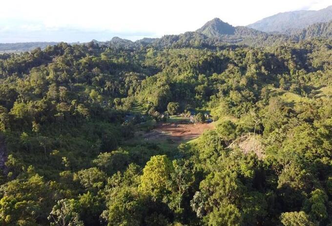 Predio en Mutatá, Antioquia, para los excombatientes.