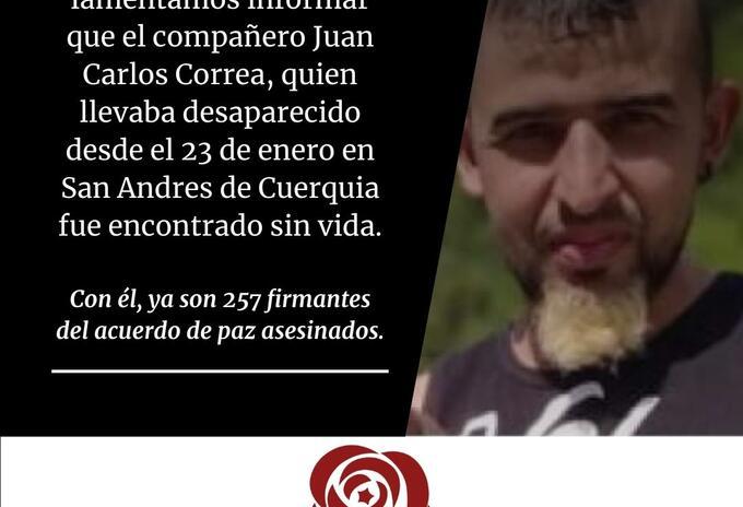 Excombatiente FARC (Comunes)