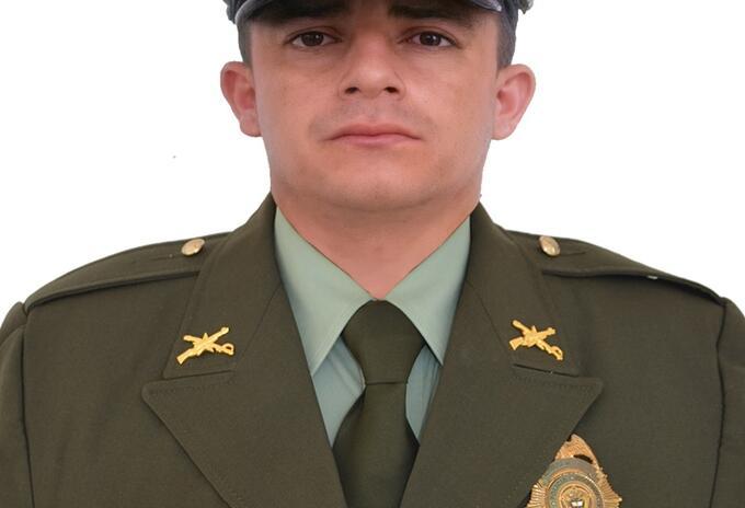 Patrullero Edison Ferney Parra Cadavid