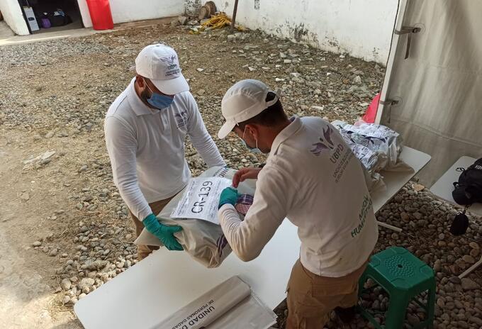 Así fue el hallazgo de los 416 cuerpos en el cementerio La Dolorosa de Puerto Berrío (Antioquia)