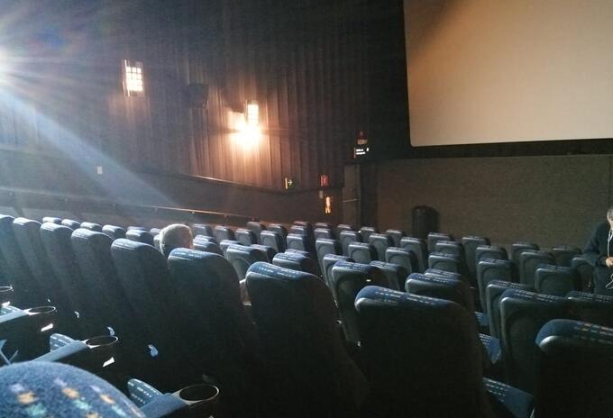 Salas de cine en tiempos de pandemia