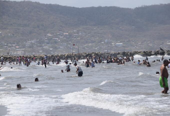 Playas en Puerto Colombia