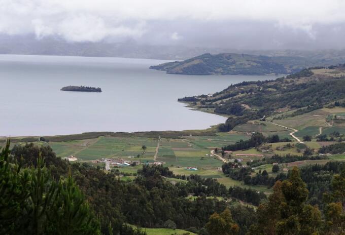 Tota, Lago, protección, derecho, consrvación