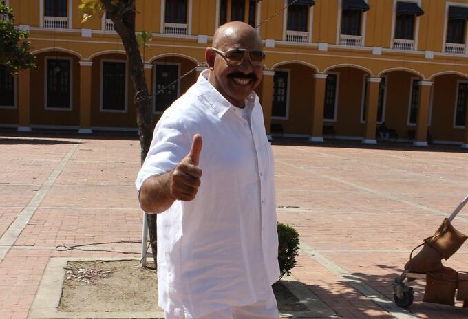 Óscar D'León es considerado uno de los mejores salseros de la historia.