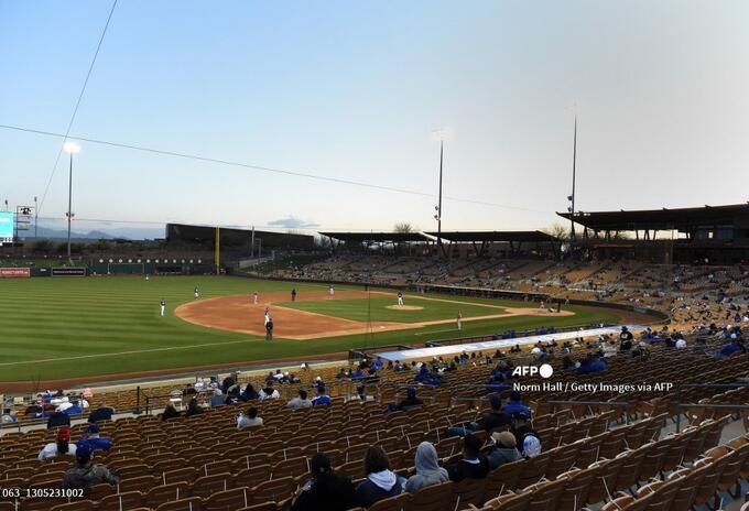 Grandes ligas, MLB