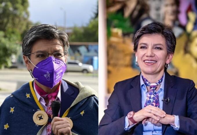 Claudia Potter y Claudia López