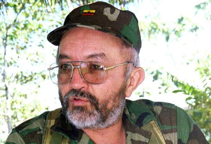 Raúl Reyes, otrora comandante de las Farc