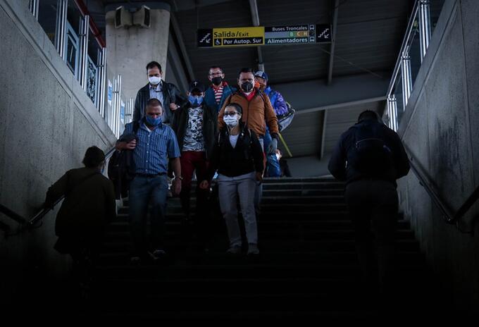 Bogotá es la ciudad que suma la mayor cantidad de casos de covid-19