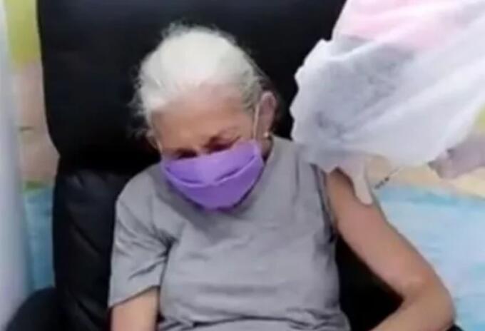 Doña Anciana Decrepita