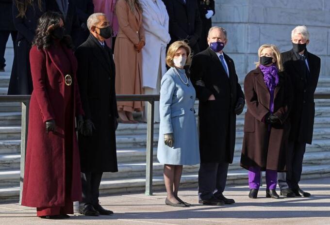 Expresidentes de EE.UU.
