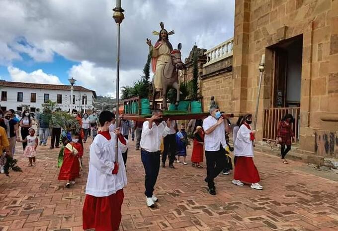 Prohibidas las procesiones en Santander