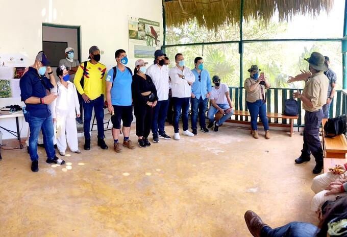 Congresistas en Cancún