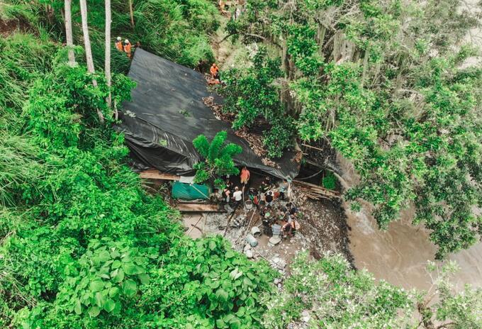 Sitio del Desastre
