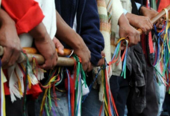 Comunidades indígenas (imagen referencial).