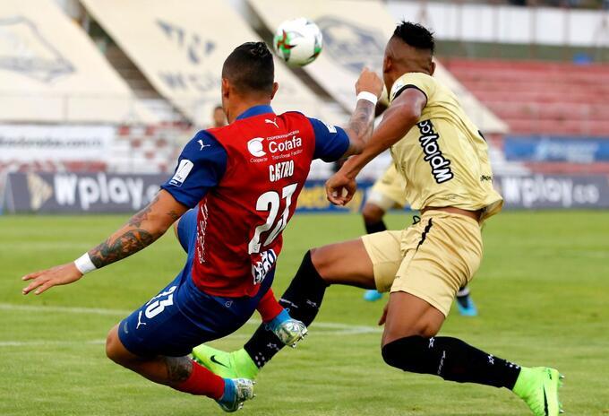 Independiente Medellín vs Águilas Doradas fecha 15 de 2021