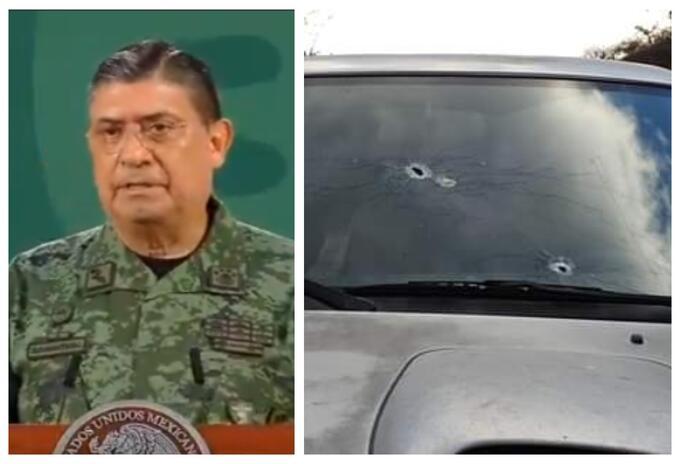 General Luis Cresencio Sandoval, director del Sedena de México