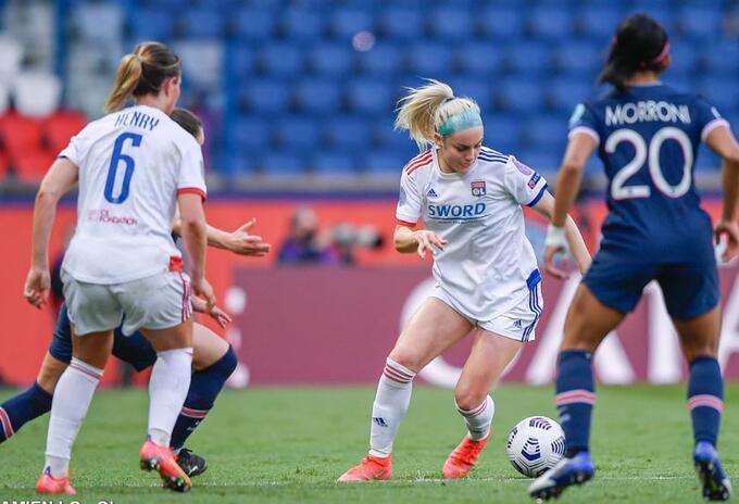 PSG vs Lyon Femenino