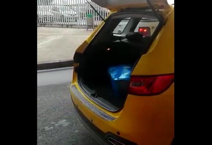 Taxista de Bogotá le devuelve la maleta olvidada a pasajero