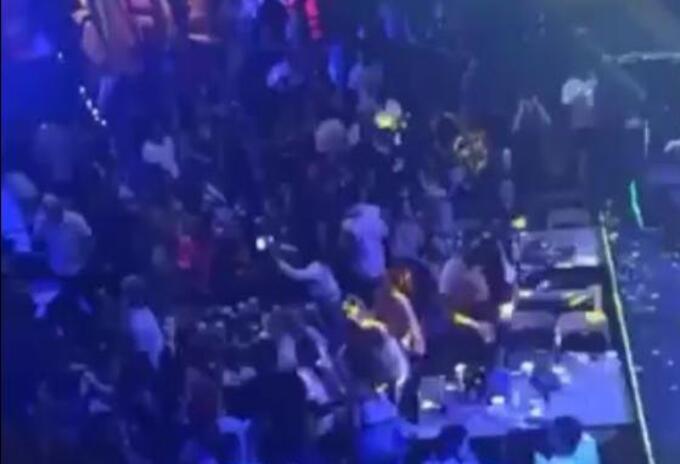 Covid fiesta en discoteca Trucupey de Barranquilla