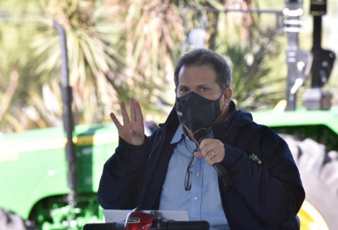 Viceministro Agricultura, Juan Gonzalo Botero