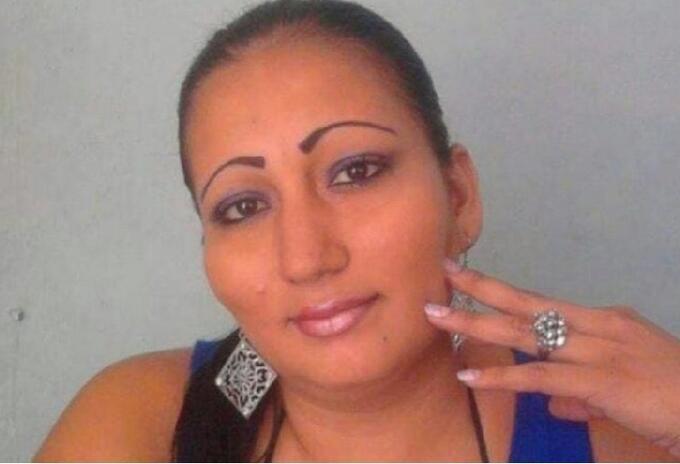 Salvadoreña asesinada por policías en México