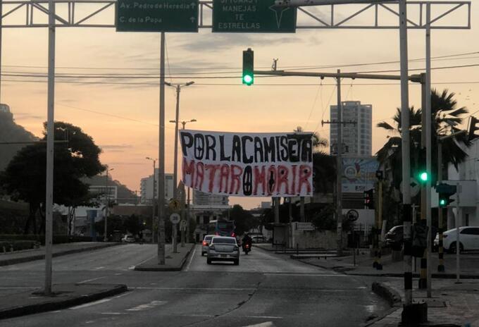 Por la camiseta, matar o morir: Amenazas al Real Cartagena por que no ha ascendido