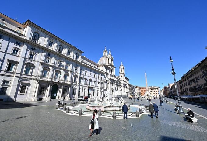 Confinamiento en Italia