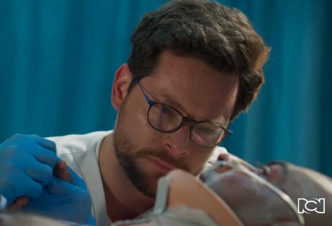 Álvaro y Héctor en Enfermeras