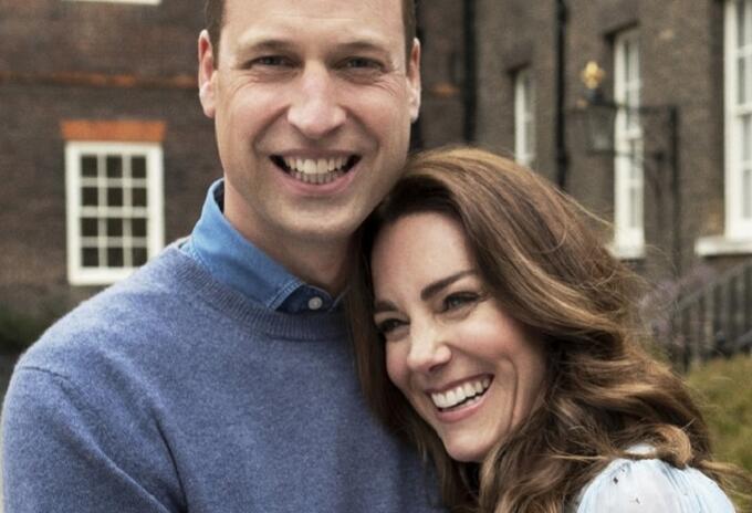 Príncipe William y KateMiddleton