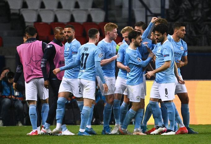 Manchester City, Champions League 2021