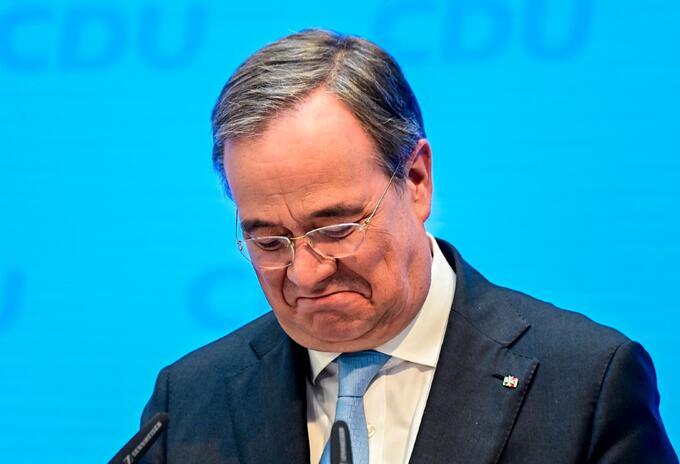 Armin Laschet, candidato para reemplazar a Merkel