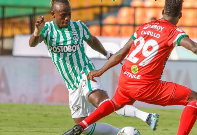 Atlético Nacional vs Patriotas